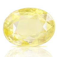 Yellow Sapphire - 5.22 carats