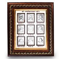 Shree Ashtavinayaka Darshan in Silver