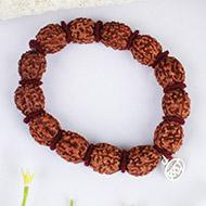 Large 4 mukhi Brahma bracelet