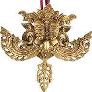 Yaali - Nazar Raksha Kavach in Brass