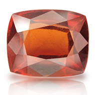 Hessonite Garnet - Gomed - 11.25 Carats - Cus..