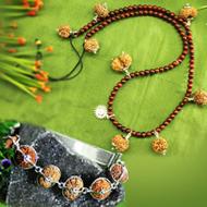 Divine chakra balancer - J - Collector Beads