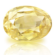 Yellow Sapphire - 3.67 carats