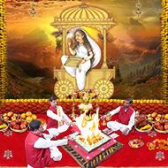 Dhumavati Puja and Yagna