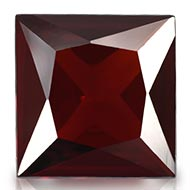 Red Garnet - Ceylon - 4.50 Carats - I