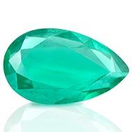 Emerald 1.71 carats Zambian