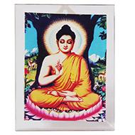 Buddha Glittering Photo