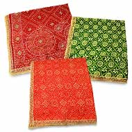 Bandhani Chunri - Set of 3