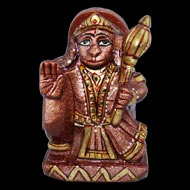 Golden Hanuman - 161 gms