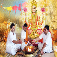 Makar Sankranti Puja and