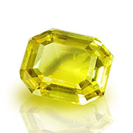 Yellow Sapphire - 15.33 carats
