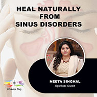 Heal Naturally from Sinus disorders