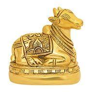 Nandi the Bull in Brass - II