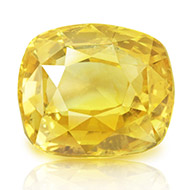 Yellow Sapphire - 5.39 carats