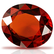 Hessonite Garnet - Gomed - 20 carats