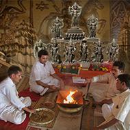 Navagraha mantra Japa and Homa