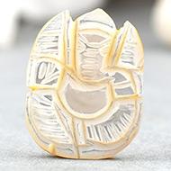 Pearl Ganesh - 7.30 carats