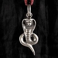 Snake Locket in Pure Silver