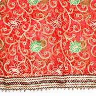 Lotus Netted Mata ki Chunri