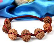 Kalpavriksha Power Bracelet-J in thread