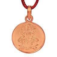Mahalaxmi Yantra Locket - Copper