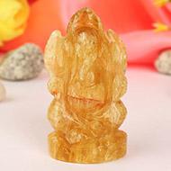 Fluorite Ganesha - 67 gms