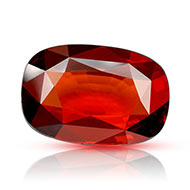 Hessonite Garnet - Gomed - 8.85 carats