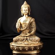 Buddha Statue made in Brass - III