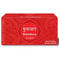 Aromafume Muladhara Incense Bricks (Medium)