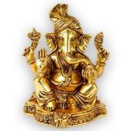 Ganesha in Brass - XXII