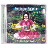 Feminine Balance - CD