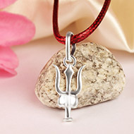 Trishul Locket - I