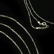 Elegant Silver Rings Chain