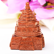 Shree Yantra in Sunstone - 117 gms