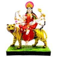 Maa Durga in Bonded Marble - I