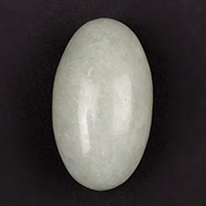 Light Green Jade Lingam