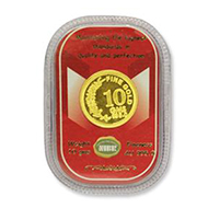 10 gm Pure Gold Coin - 24 carat