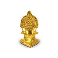Shree Mahalaxmi Diya in brass