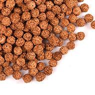 Rudraksha Loose Beads Pack - 7mm