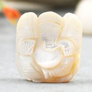 Pearl Ganesh - 28.50 carats