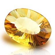 Yellow Citrine Superfine Cutting - 14.50 Carats
