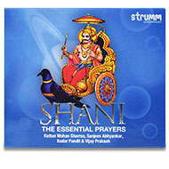 Shani - The Essential Prayers