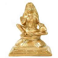 Goddess Dhumawati idol in Bronze