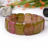 Multi Jade Bracelet