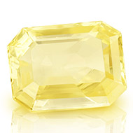Yellow Sapphire - 4.30 carats