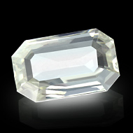 White Sapphire - 3.54 Carats
