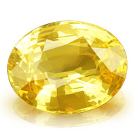 Yellow Sapphire - 17.27 carats
