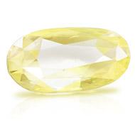Yellow Sapphire - 2.46 carats