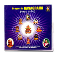 Prayers to Navgraha CD