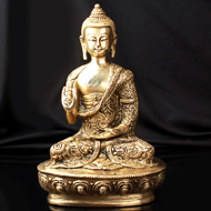 Buddha Statue made in Brass - III